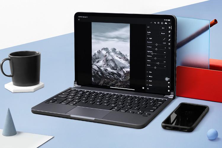 Brydge触控板iPad键盘