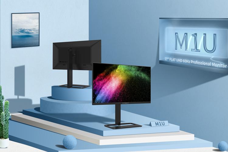 INNOCN色彩管理显示器