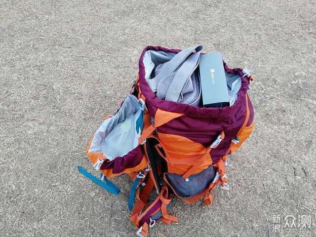 小白向野之旅--探路者60L户外双肩背包开箱_新浪众测