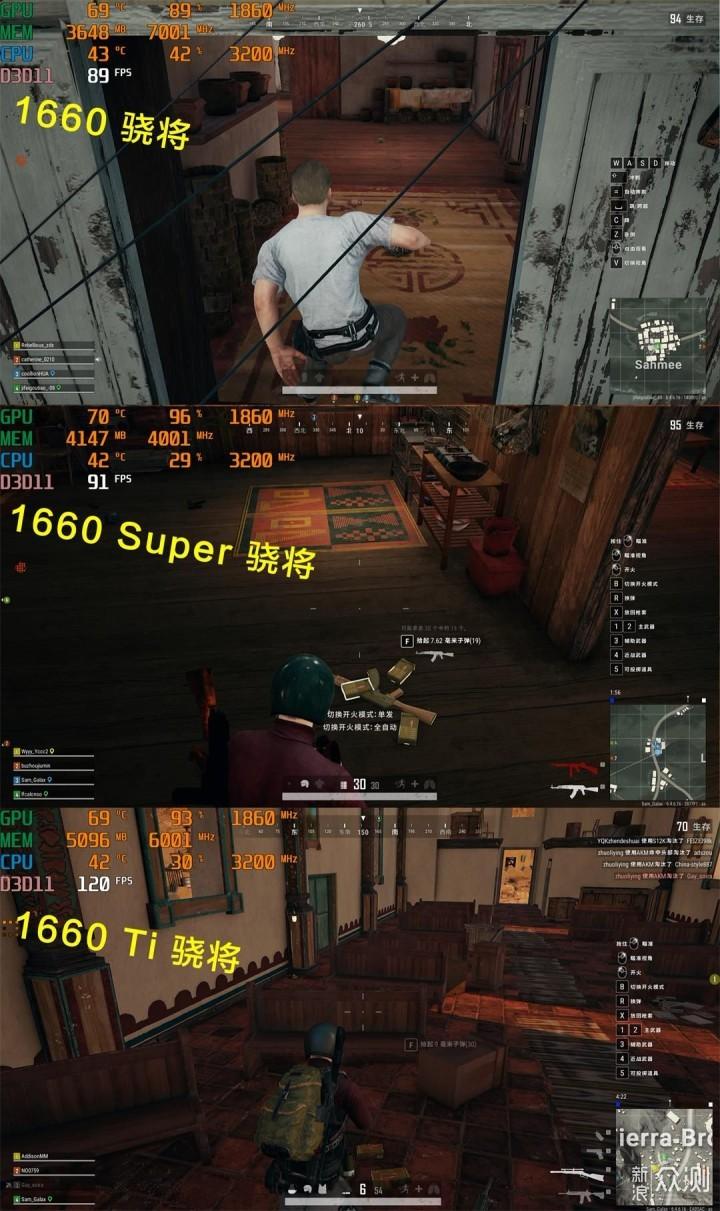 GTX1660/1660super/1660ti 谁才是真甜品显卡_新浪众测