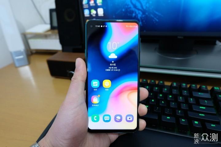 三星 Galaxy A8s手机到手体验记_新浪众测
