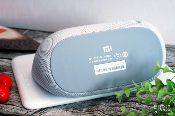 小爱触屏音箱pro8:触屏为智能音箱带来新体验_新浪众测