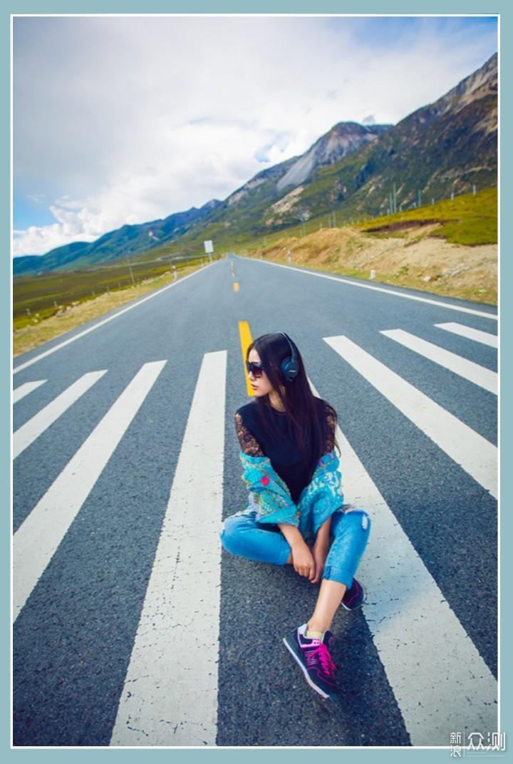 #2020旅行摄影#旅行公路人像照,怎么拍更美?_新浪众测