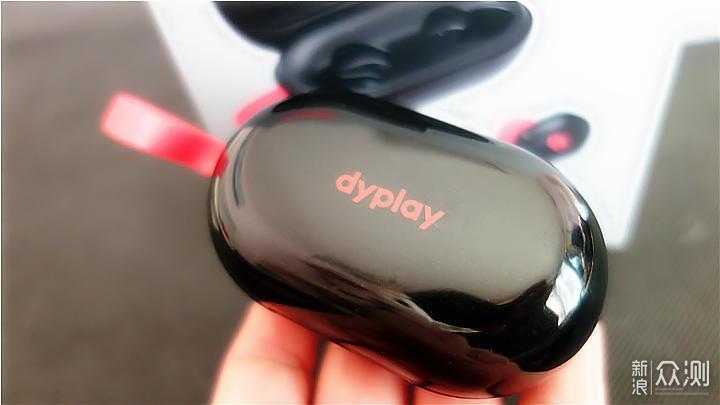 """dyplay ANC Shield/降噪盾""真无线蓝牙耳机_新浪众测"