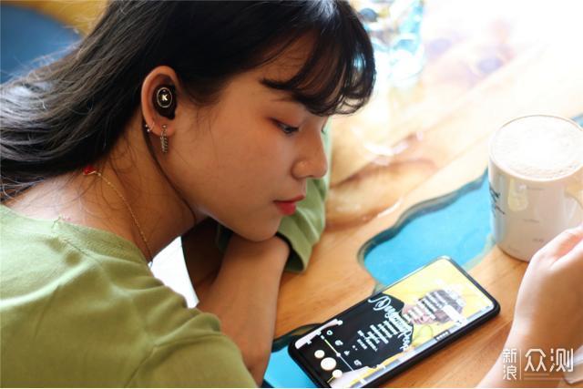 无线蓝牙耳机还能点歌听?酷狗这款推荐给你_新浪众测