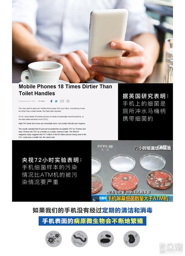 清洁iPhone,这才是最正确的方法_新浪众测