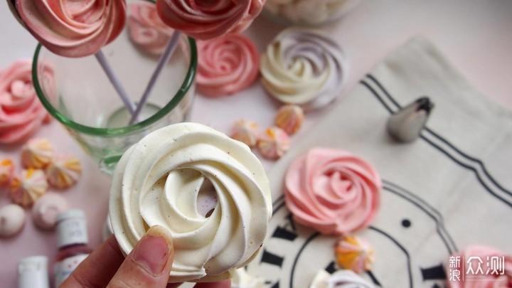 情人节,做个玫瑰送给他,玫瑰蛋白糖制作详解_新浪众测