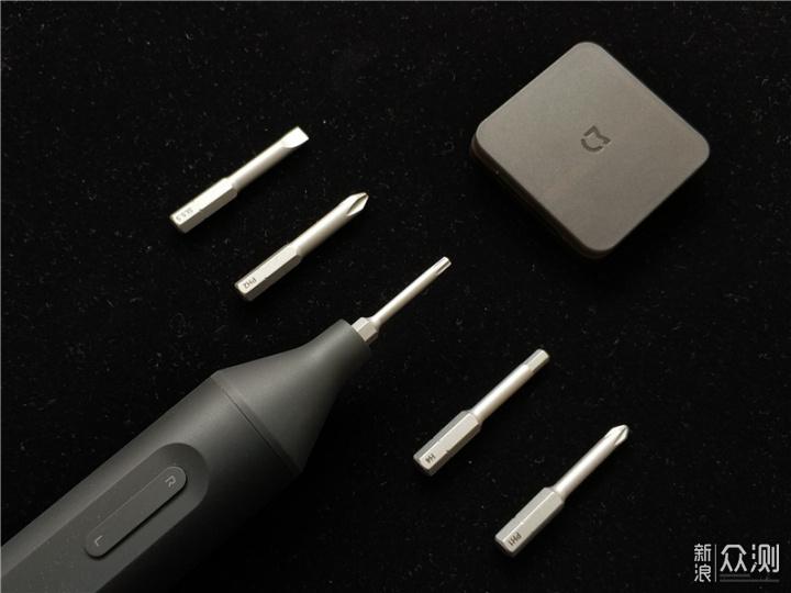 米家手自一体电动螺丝刀 小身材 雷总都喜欢_新浪众测