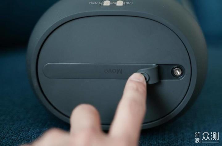 Sonos Move音响:好音质可随行,但智能化乏力_新浪众测