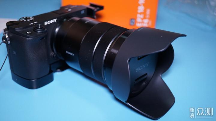 索尼 E PZ 18-105mm开箱简评_新浪众测