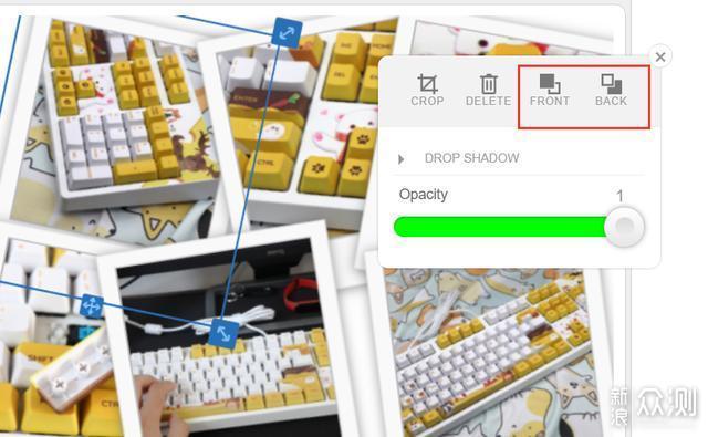 在线图片排版,让排版变的更简单_新浪众测