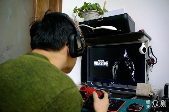 宅家上网课练射击联机对战都需要PXN耳麦_新浪众测