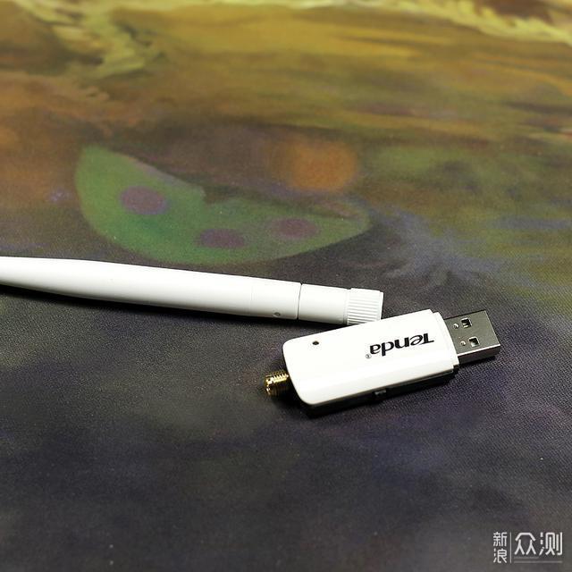 让台式机也能连上WIFI,腾达无线网卡更方便_新浪众测