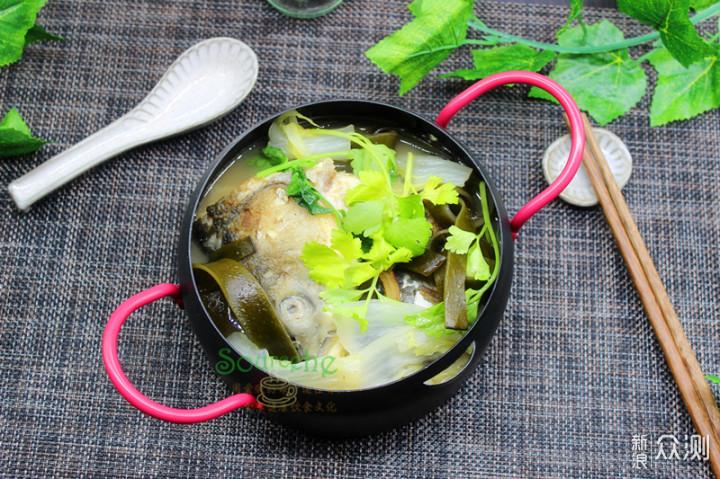 煮鱼头海带汤时多加一步,腥味全无,太鲜香了_新浪众测