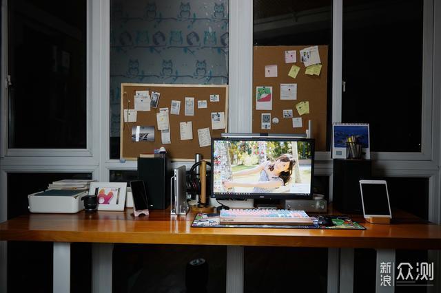 又玩桌面改造,只为更好的阅读空间_新浪众测