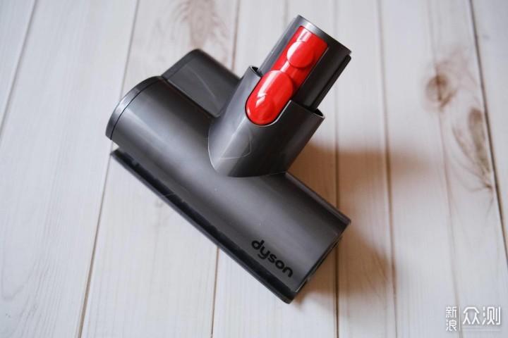 轻巧而强悍,戴森V8 Slim手持无线吸尘器体验_新浪众测