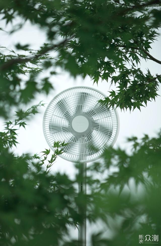 智米直流变频落地扇3评测:可有效除菌降尘 _新浪众测