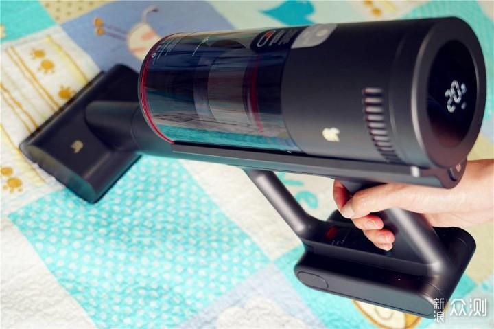 告别缠绕,顺造Z11Pro无线吸尘器体验_新浪众测