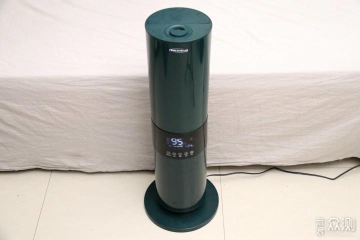 让空调房不再干燥,舒乐氏立式加湿器体验_新浪众测