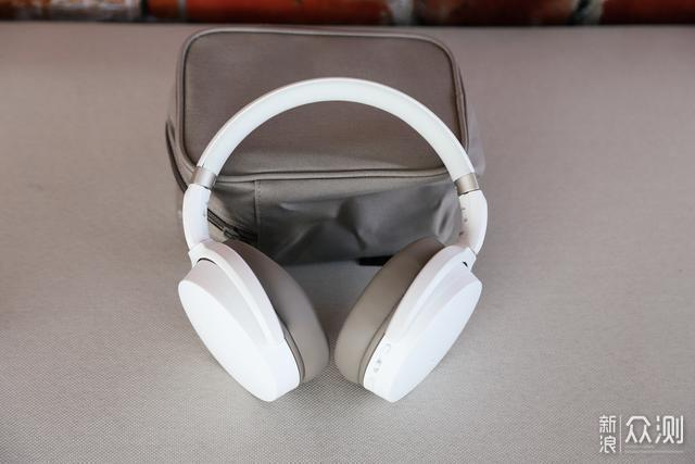 宽松舒适,森海HD 450BT蓝牙降噪耳机评测_新浪众测