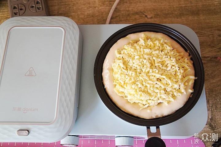 教你用平底锅做榴莲披萨,底脆肉甜满屋飘香_新浪众测