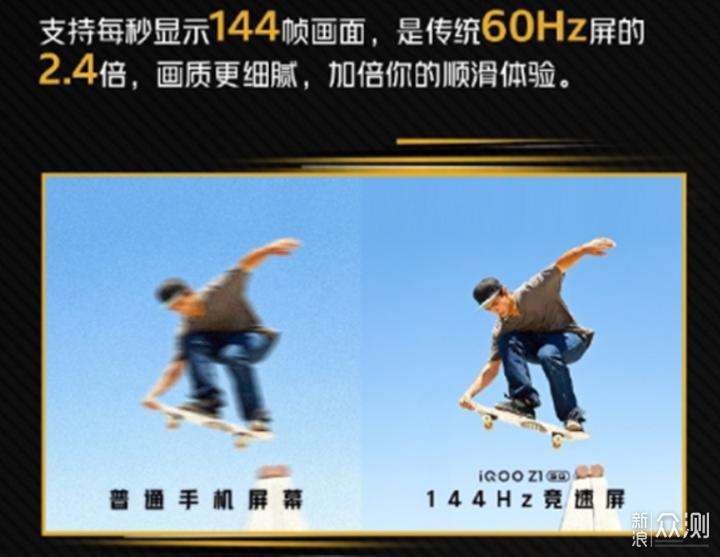 玩家的性价比,iQOO Z1_新浪众测
