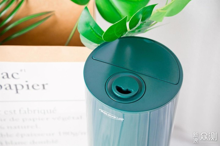 贴近自然的健康加湿器——舒乐氏蓝岭雾加湿器_新浪众测