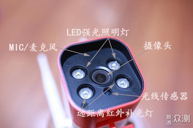 安心守护看家,360智能摄像机的使用小惊喜 _新浪众测
