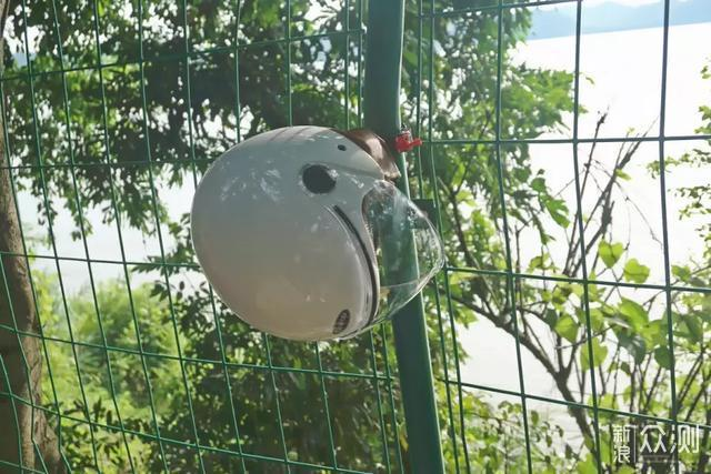 有品上的这款Smart4u骑士头盔 简约复古又安全_新浪众测