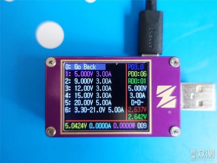 以数据为准,四款100W以上桌面充电器横向评测_新浪众测