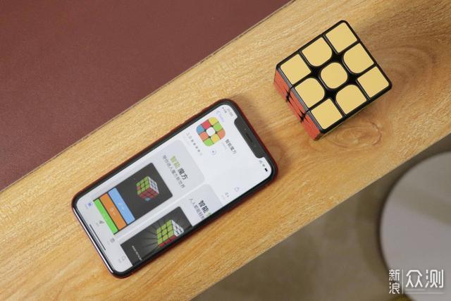 体验小米智能魔方,手机绑定:还能联动_新浪众测
