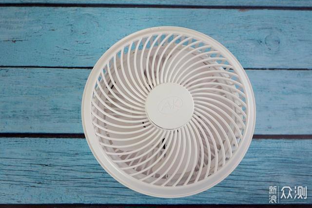 消暑好伙伴,AK静音折叠风扇初体验_新浪众测