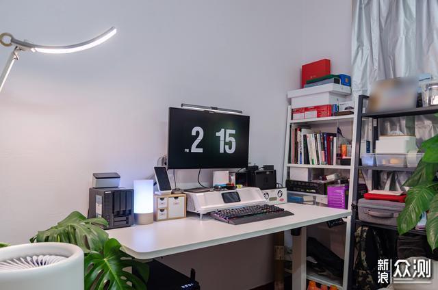 数码控的书房:低成本书房改造攻略,新增NAS_新浪众测