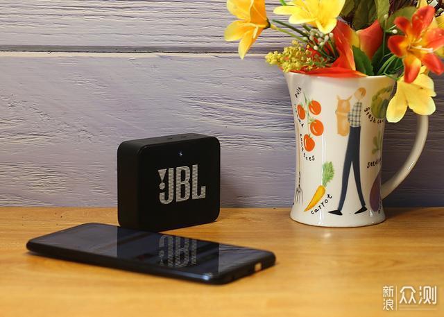 JBL GO2蓝牙小音箱体验,声音洪亮细节不俗_新浪众测
