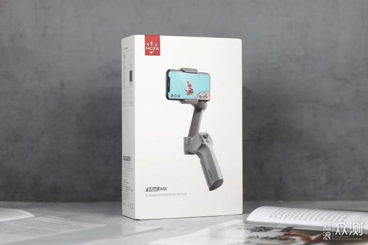 小巧便携的Vlog防抖神器——魔爪Mini MX体验_新浪众测