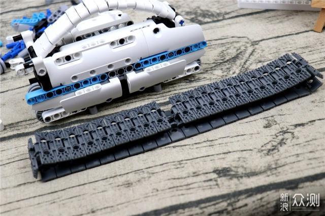 又是积木赛车,1000+零件,拼装到天昏地暗!_新浪众测