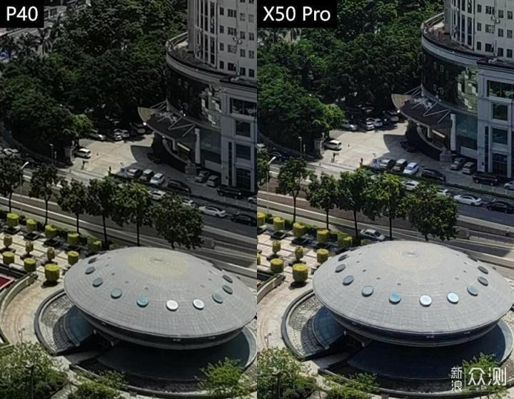 vivo X50 Pro越级挑战华为P40!拍照谁更牛?_新浪众测