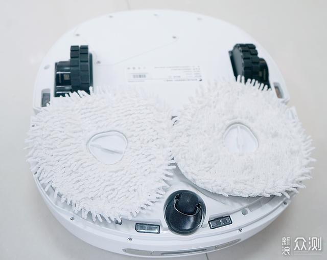 会扫会拖的扫地机器人,会给家务带来解放吗?_新浪众测