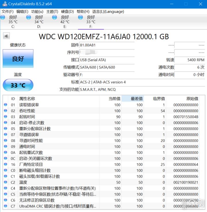 ITX存储空间不足?外接西数12T够了吧?_新浪众测