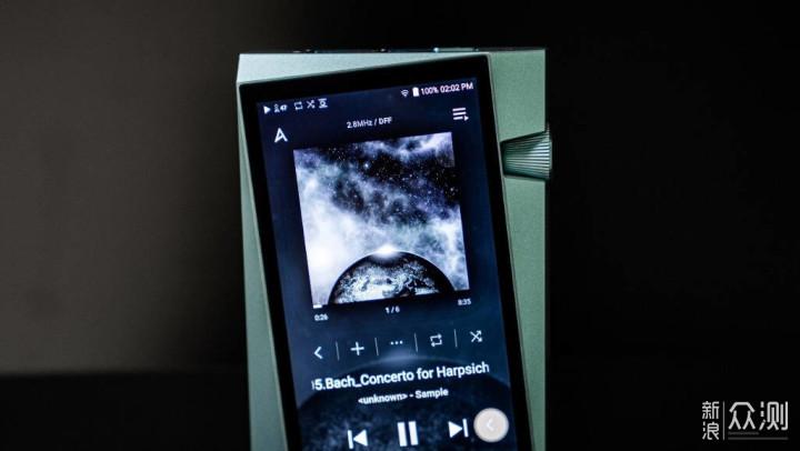 声与型的艺术,AK SR25音乐播放器开箱_新浪众测