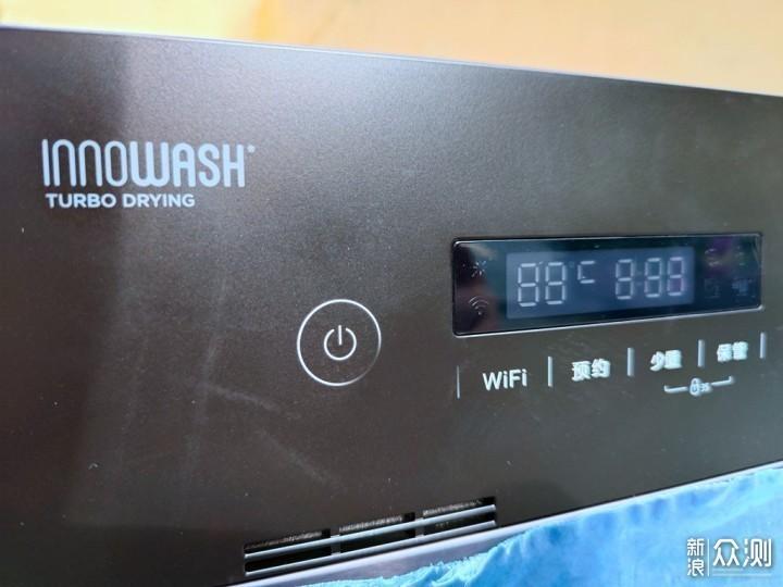 """美的8套嵌入式洗碗机X4,开启""""碗美""""生活!_新浪众测"""