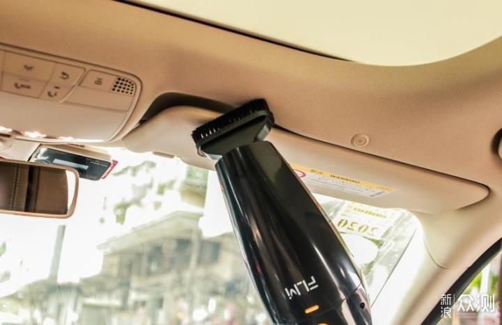 不到60元的车载吸尘器使用分享_新浪众测