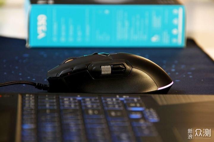 一款随心所欲的高效鼠标-雷柏V330_新浪众测