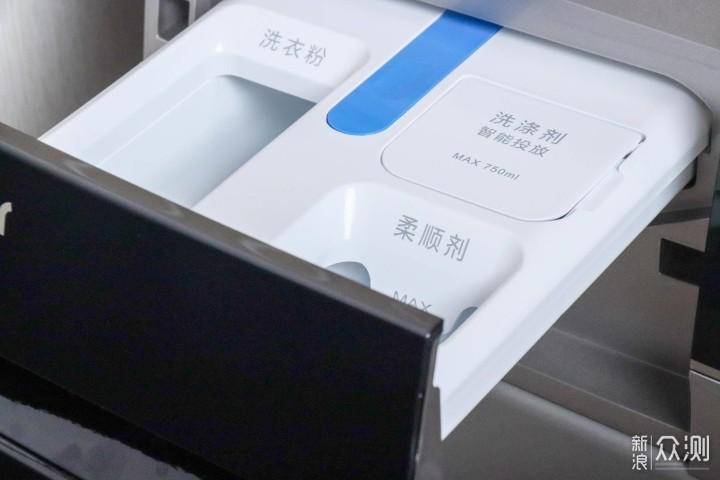海尔EG100HBDC7SU1晶彩变频滚筒洗衣机评测!_新浪众测
