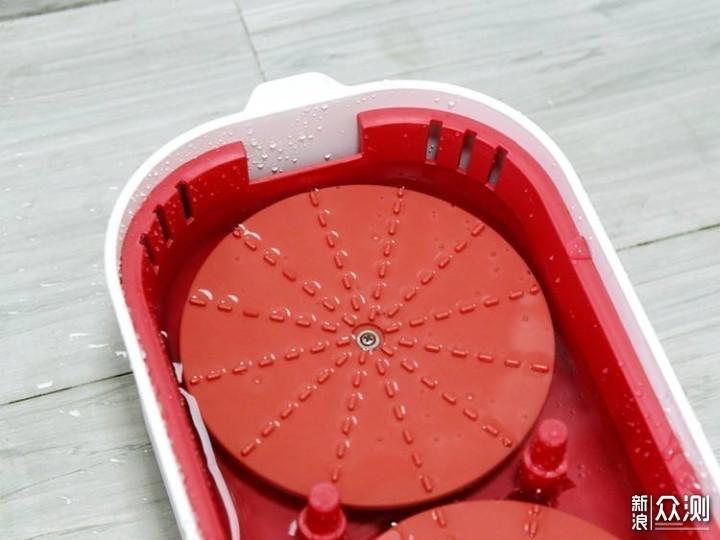 360无线电动拖把:省心省力的地面清洁助手_新浪众测