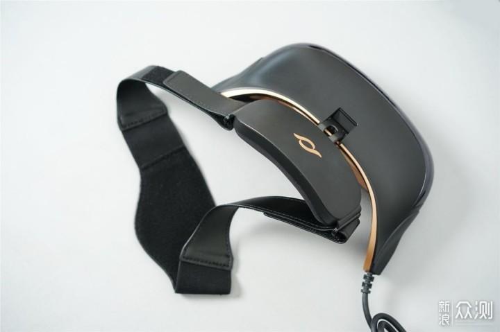 #大玩家#GOOVIS Pro-X 4K 3D头戴表现器体验_新浪众测