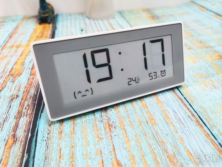 时钟可以这样玩,秒秒测智能时钟温湿度计体验_新浪众测