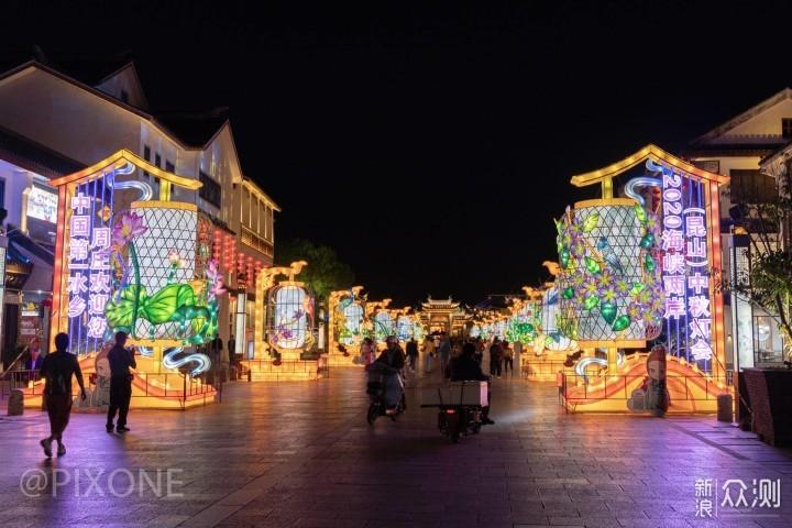 有一种生活叫周庄 探访中国第一水乡灯会_新浪众测