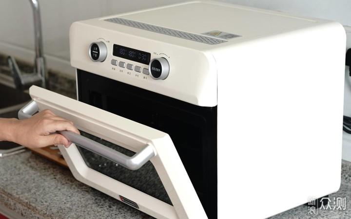 近在咫尺,享受美食,海氏K5空气烤箱体验!_新浪众测