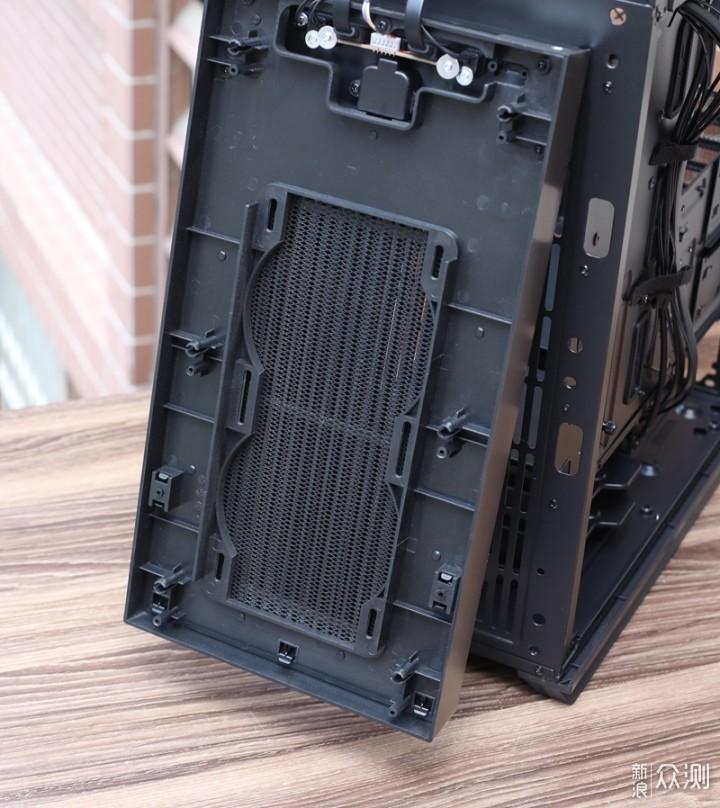 九州风神CL500机箱+DA600-M全模组电源体验_新浪众测
